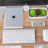 SogesFurniture Adjustable Mobile Sit Standing Desk