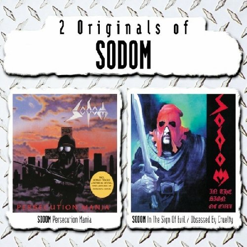 Persecution mania / in the sign of evil - obsessed: Sodom: Amazon.es: Música