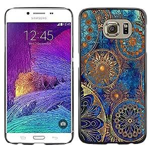 Dragon Case - FOR Samsung Galaxy S6 - Wisdom in the mind - Caja protectora de pl??stico duro de la cubierta Dise?¡Ào Slim Fit