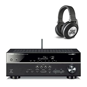 JBL E50 Synchros over Ear auriculares Bluetooth receptor AV de 5.1 canales con yamaha rx-v481: Amazon.es: Electrónica