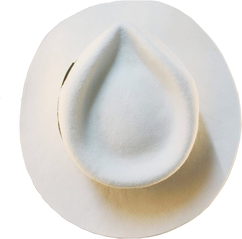 White Hat Fedora Sequin Glove Jacko MJ Criminal 90s Fancy Dress Thriller King 1C