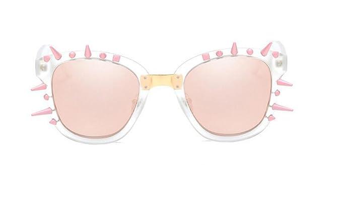 Gafas De Sol Del Marco De La Personalidad De Metal Gafas De Sol Polarizadas Tendencia Mujer
