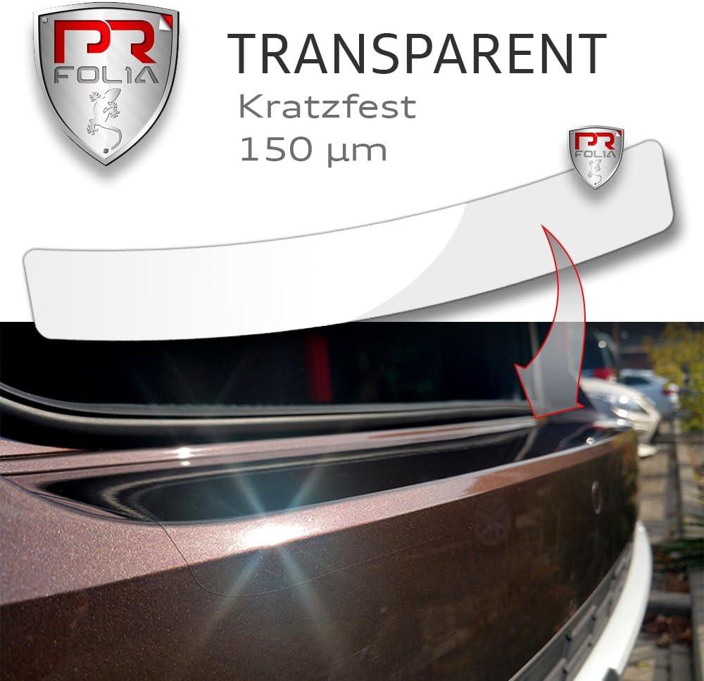PR-Folia Ladekantenschutz f/ür X2 Lackschutzfolie Schutzfolie Autofolie Auto Lackschutz Sto/ßstangenschutz Folie SCHWARZ Typ F39 ab Bj.03//2018 passend