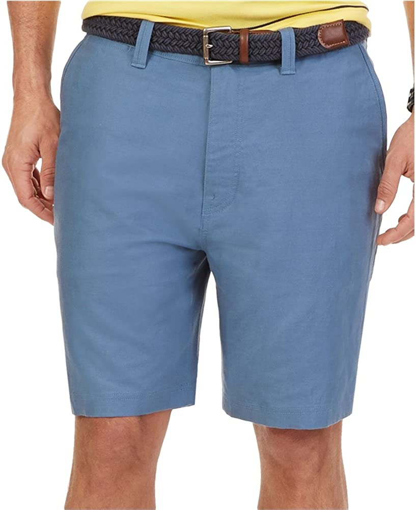 Nautica Men's Flat-Front Deck Short