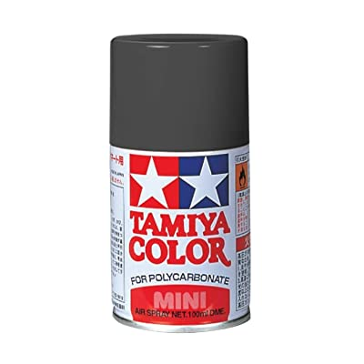 Tamiya Polycarbonate PS-31 Smoke, Spray 100 ml: Toys & Games