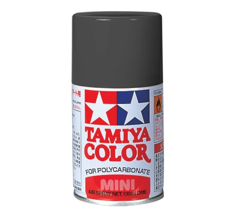Tamiya USA TAM86031 Polycarbonate PS-31 Smoke Spray 100 ml