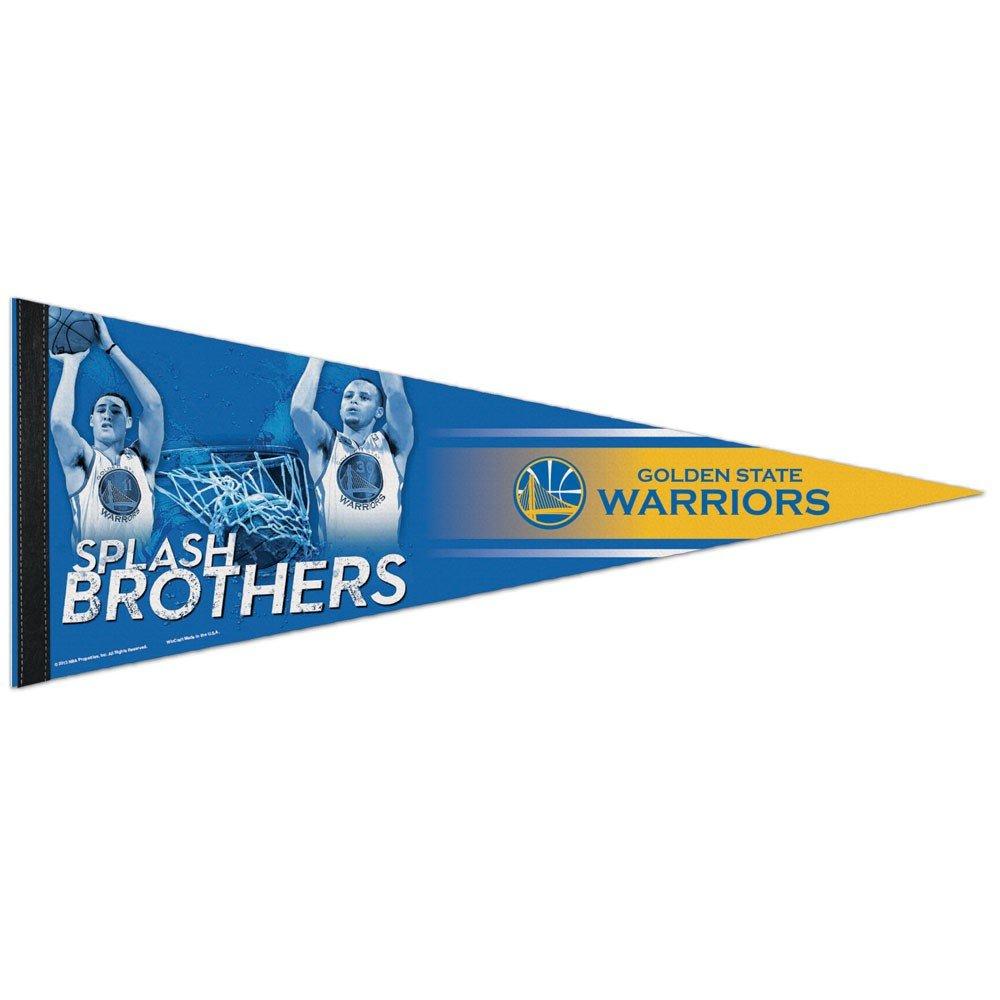 WinCraft NBA 03818115 Golden State Warriors Premium Pennant, 12'' X 30'' by WinCraft