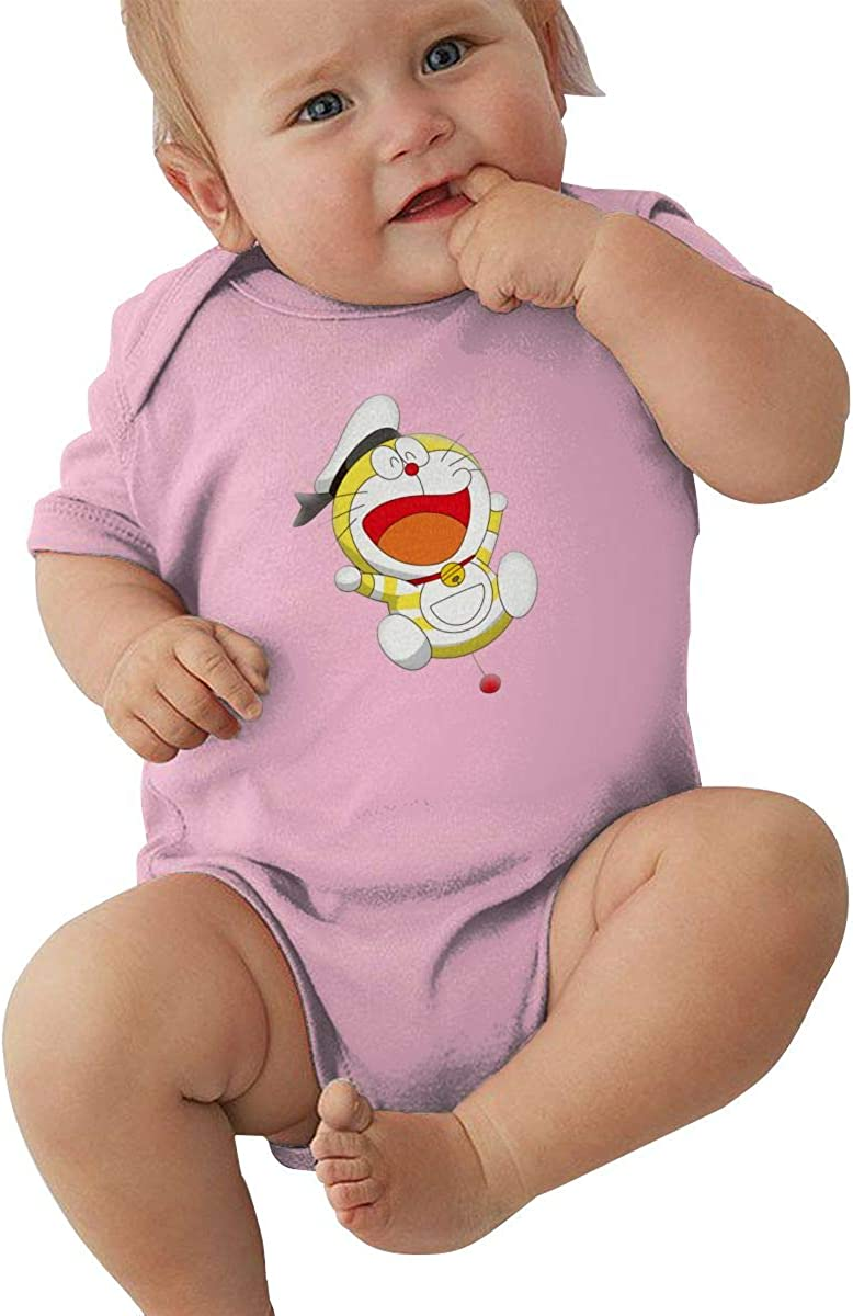 EVE JOHN Doraemon Yellow Sailor Toddler Climb Breathable Black