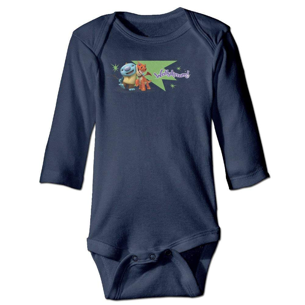 Baby Onesies Baby 100/% Cotton Long Sleeve Onesies Toddler Bodysuit Wallykazam