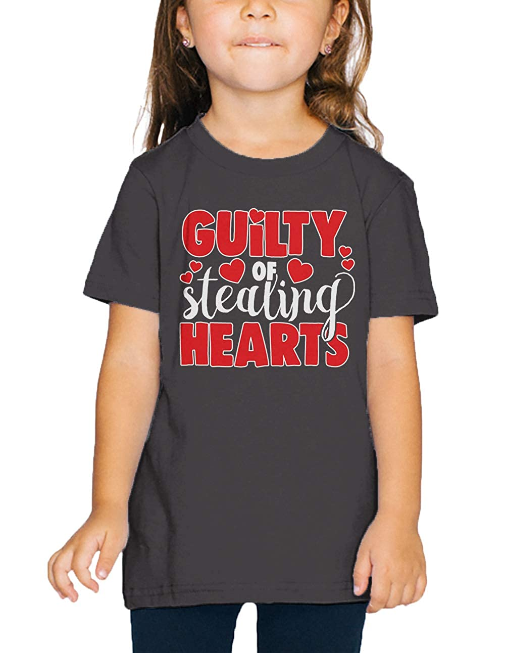 SpiritForged Apparel Guilty Of Stealing hearts Toddler T-Shirt