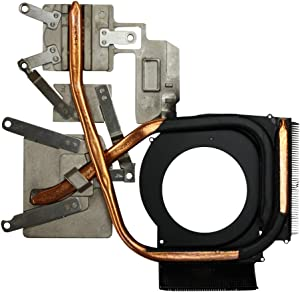 Power4Laptops Independent Graphics Version Replacement Laptop Heatsink for AMD Processors for HP Pavilion dv6-1455sv, HP Pavilion dv6-1460el, HP Pavilion dv6-1460er