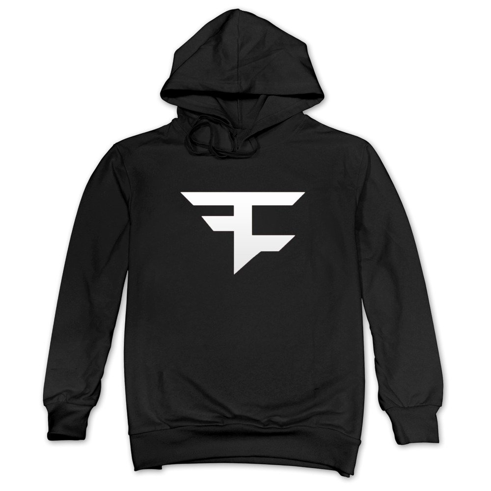 7665be689 FaZe Clan Logo Hoodie For Men's Black: Amazon.ca: Clothing & Accessories