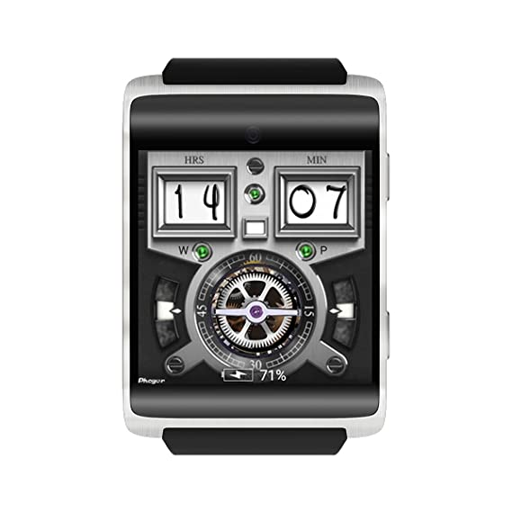 YIMOHWANG NEW DM 2018 4G Smartwatch,Android 6.0 WIFI BT4.0 ROM 1GB RAM