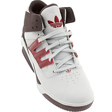 huge selection of 7ceb2 7fbd7 Adidas Mens Court Blaze LQC (Light GreyCardinalurbtra)-11.0