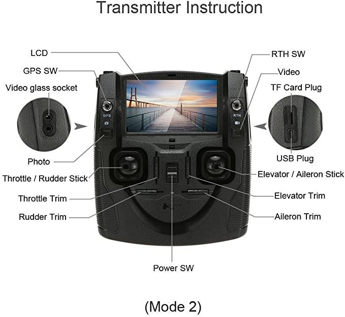 HUBSAN H501S b product image 2