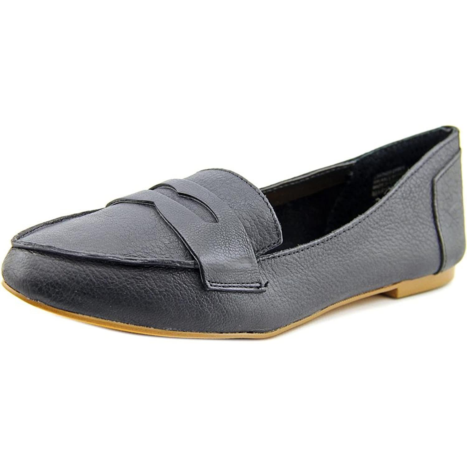 Crown Vintage Marlo Pointed Toe Leather Loafer