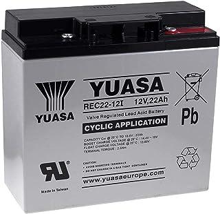 YUASA de Batería Plomo para Silla de Ruedas Eléctrica Alber E-Fix 26 A4052993645894D