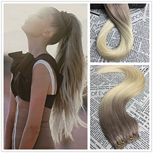 Moresoo Dip dye Straight Seamless Extensions product image