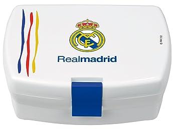 Sandwichera Real Madrid: Amazon.es: Juguetes y juegos