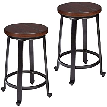 Amazing Amazon Com Oa Bar Stools Counter Height Bar Stools Metal Ocoug Best Dining Table And Chair Ideas Images Ocougorg