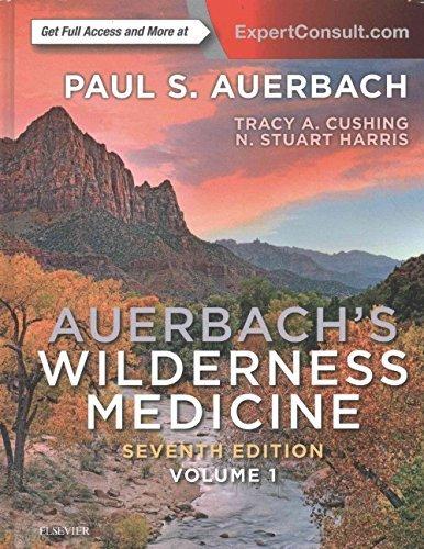 Auerbach's Wilderness Medicine, 2-Volume Set, 7e
