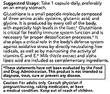 Now Glutathione 500 mg, 100 Vegan Capsules