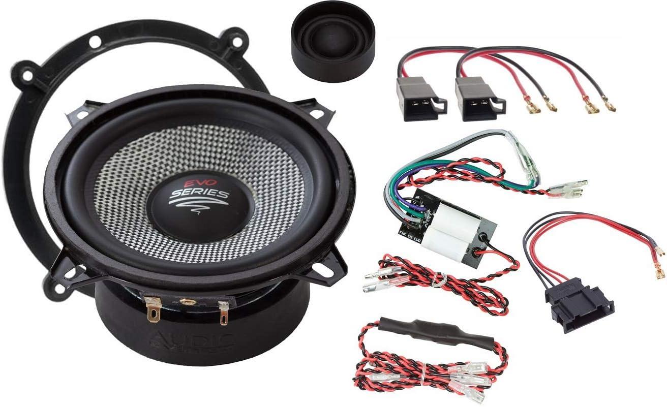 Audio System X 130 A3 8l Evo 2 2 Wege 13cm Kompatibel Elektronik