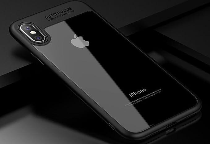 big sale da893 c1025 Luxury-Ultra-Thin-Soft-Case-For-iPhone-X (Black)