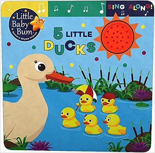 5 Little Ducks por Parragon Books Ltd. epub