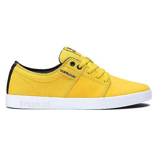 2943d82b51 Supra Stacks Ii, Unisex Adults' Low-Top Sneakers: Amazon.co.uk ...
