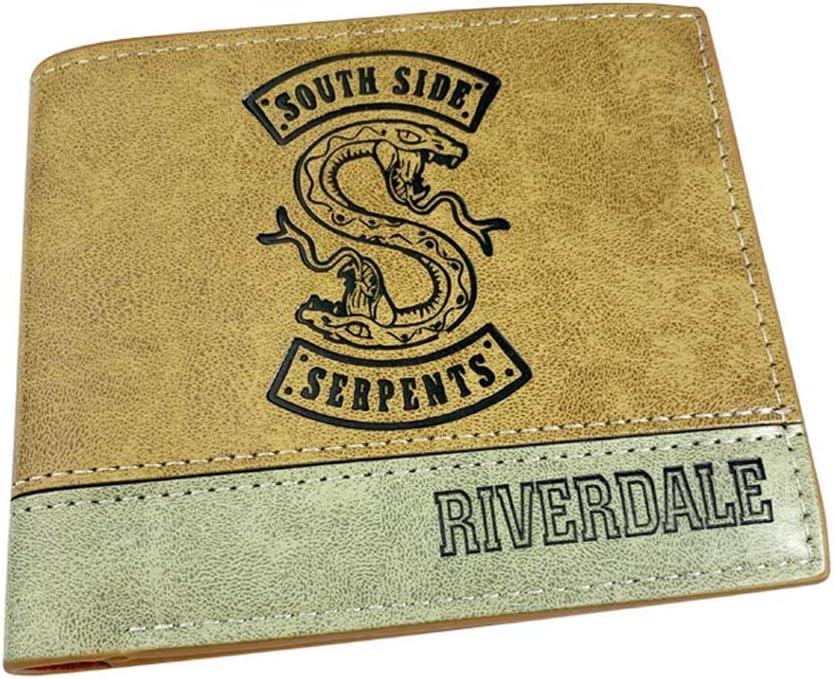 Amazon.com: Levin_Art Riverdale - Cartera para televisión y ...
