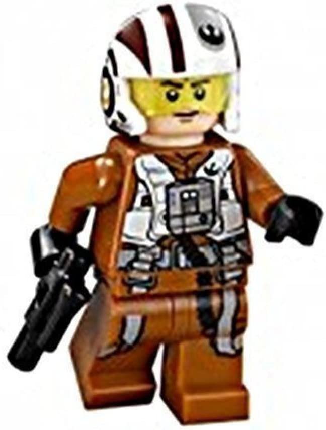 LEGO Star Wars: The Force Awakens - Resistance X-Wing Pilot Minifigure