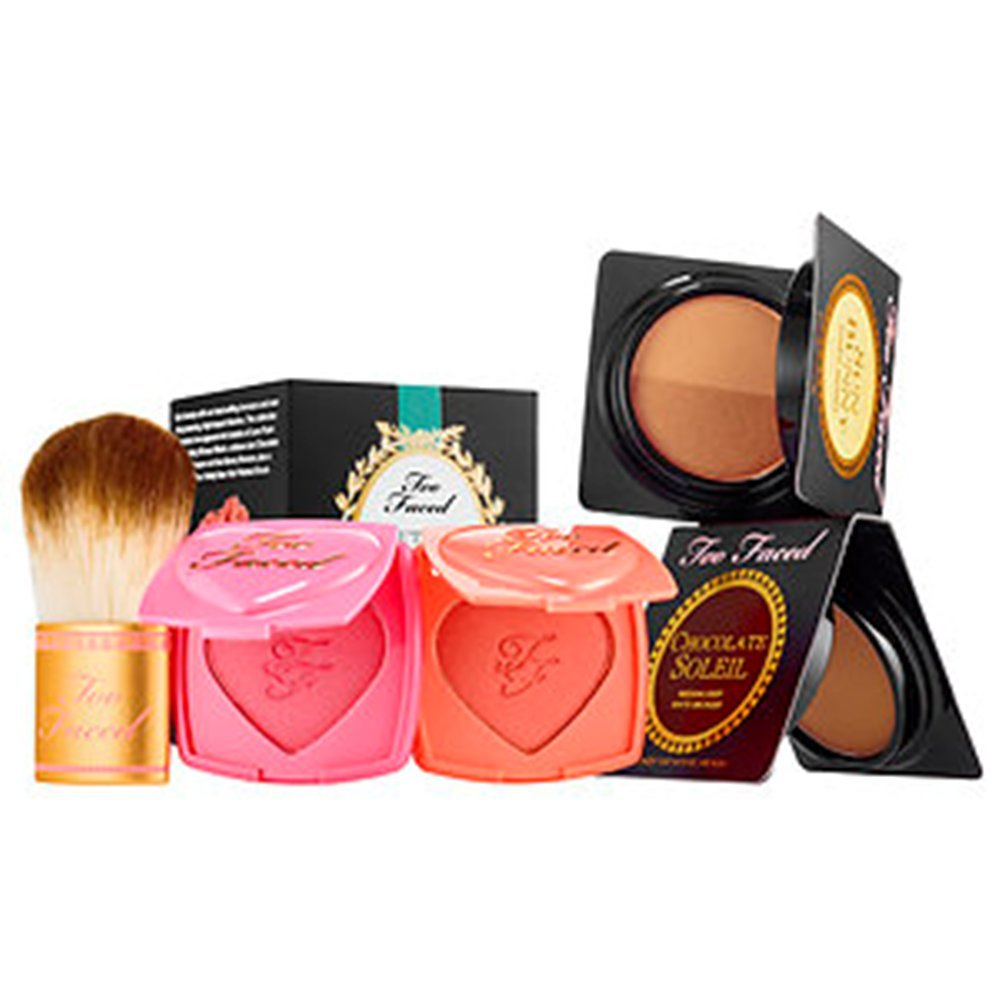 Amazon.com : Too Faced Beautifully Blushed & Bronzed Deluxe Set ...