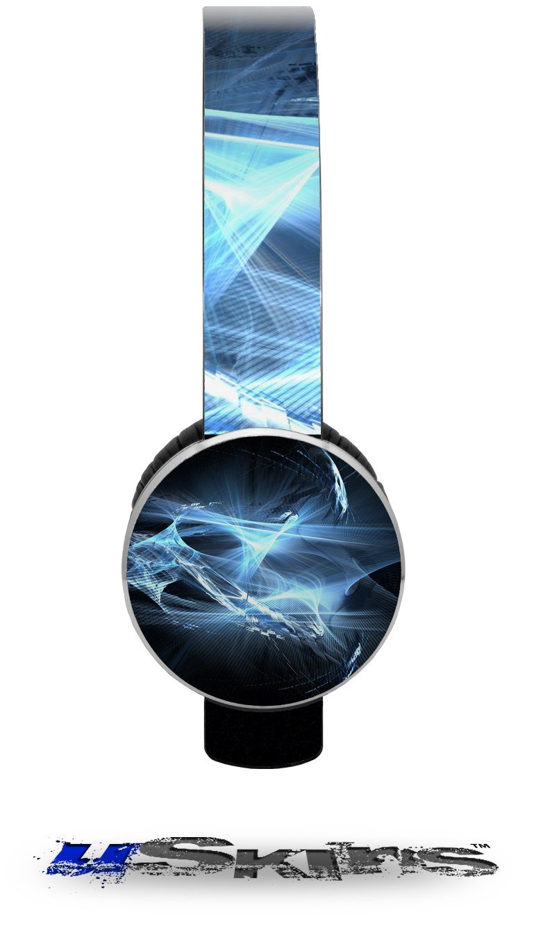 Robot Spider Web Decal Style Skin (fits Sol Republic Tracks Headphones - HEADPHONES NOT INCLUDED)
