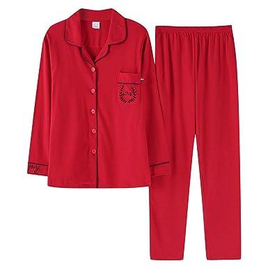 Pijamas de Mujer Pantalón de chándal Moda de Ocio Tejido de ...