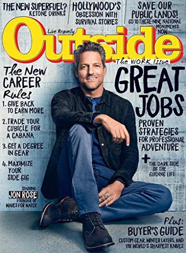 Outside Magazine - Outside Gear Magazine