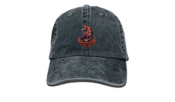 21a8df2ae59 Egypt Anubis Baseball Caps Unique Low Profile Cool Hat Designs For Women at  Amazon Men s Clothing store