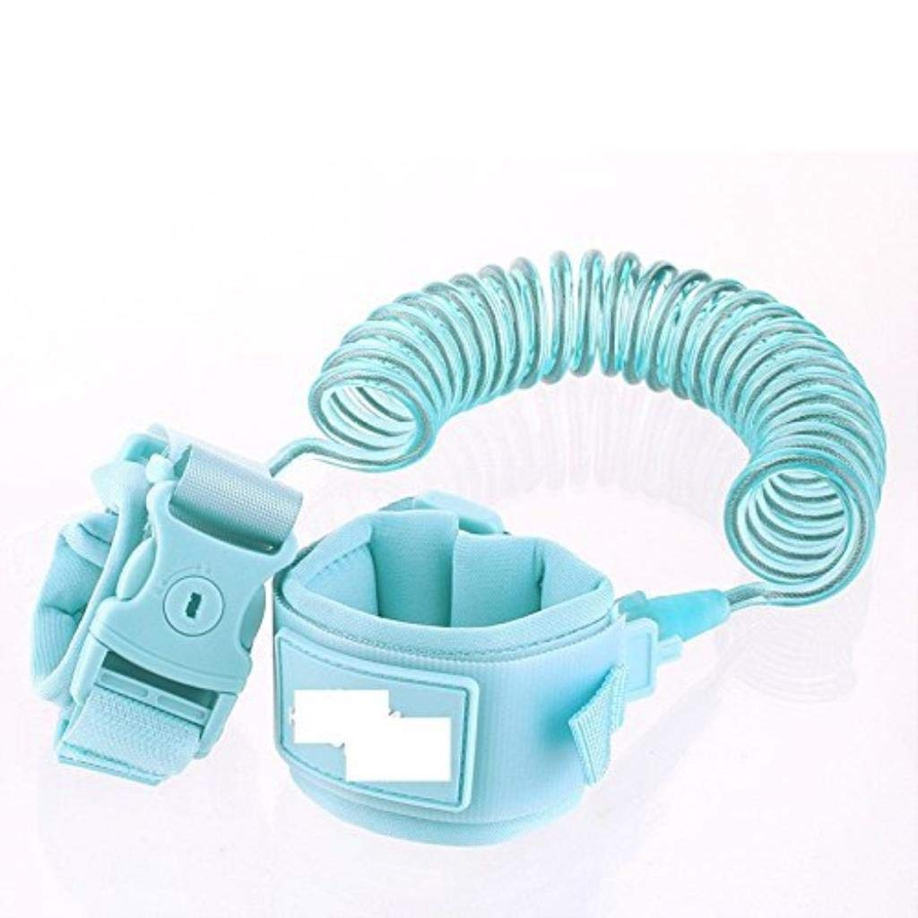 Anti Lost Wrist Belt,Baby Toddler Reins Safety Leash Wristband Child Safety Wrist Link Leash Harness Flexible Traveling Shopping Exploring Helper (Color : C)