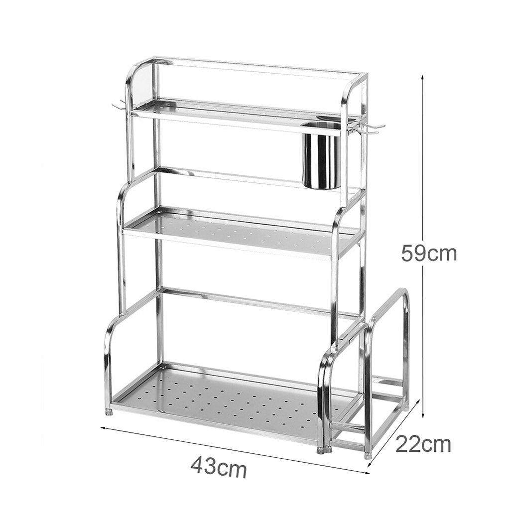 Storage rack. Rejilla de Almacenamiento de Cocina/de Acero ...