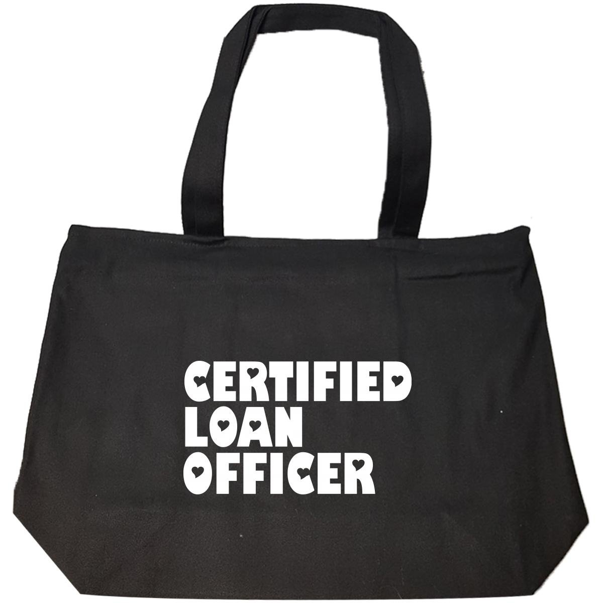 Amazon Certified Loan Officer Beautiful Typography Design
