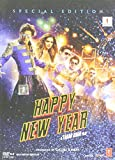 HAPPY NEW YEAR DVD [BOLLYWOOD] - 2 DISC SPECIAL EDITION [DVD] [2014] (Valentine's Day)(ROMANTIC)