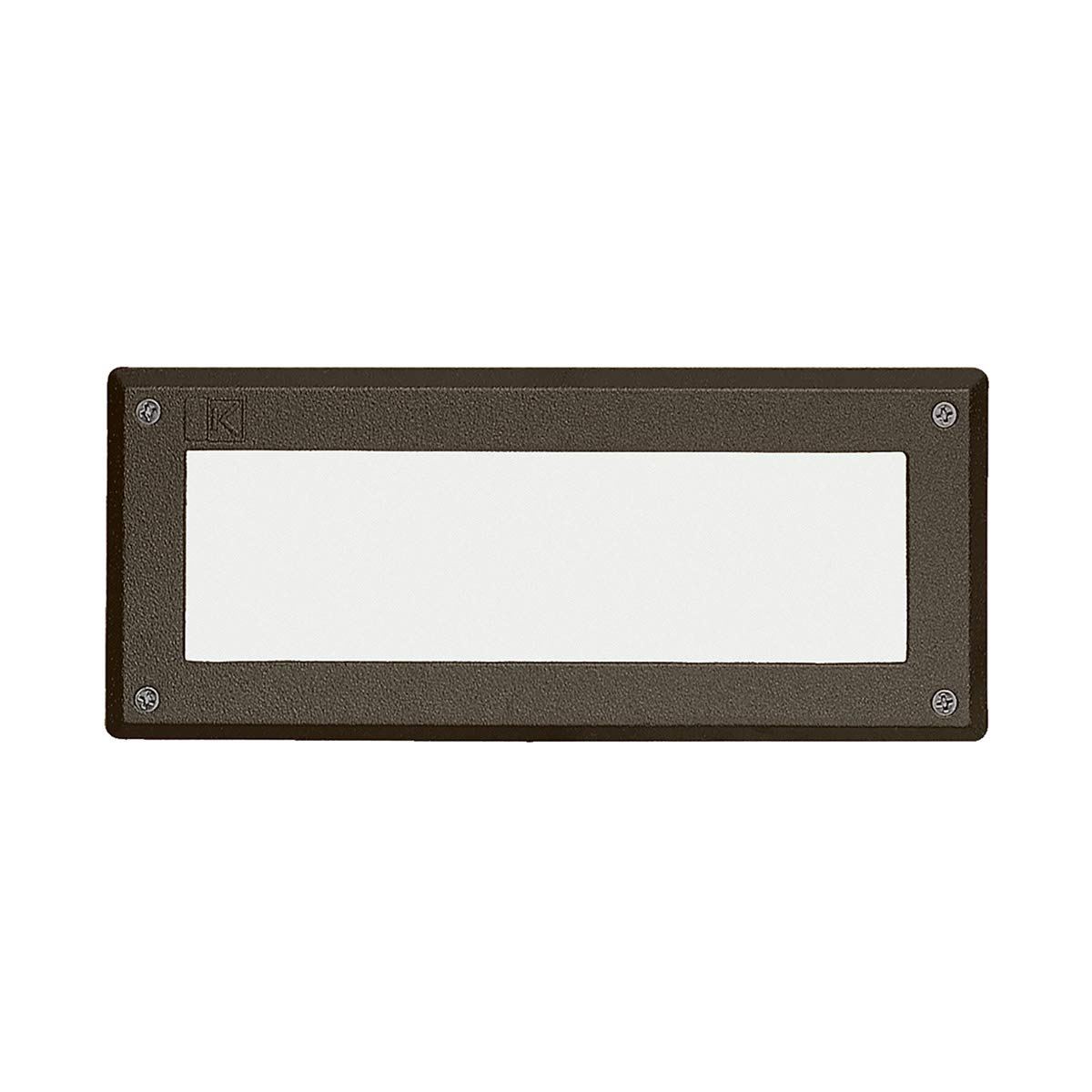 Outdoor Accessory 2 Light Fixtures with Textured Architectural Bronze Finish BIPI Bulb Type 10'' 20 Watts