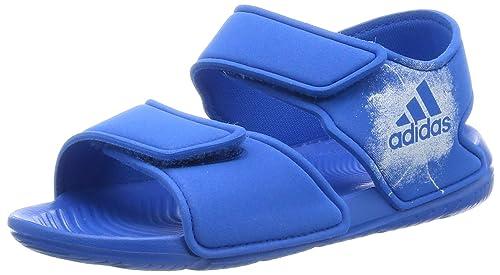look for wide varieties best prices adidas Unisex-Kinder Altaswim Sport Sandalen