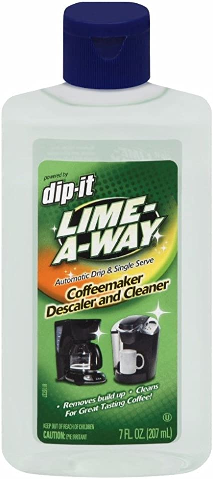 Amazon.com: Dip-it Coffeemaker Descalcificador y Cleaner, 7 ...
