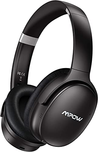 Mpow Dual-Mic Active Noise Cancelling Bluetooth Headphones