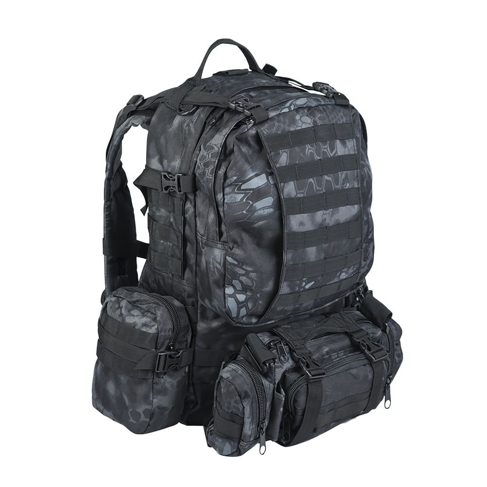 Mil-Tec Sac /à Dos Defense Pack Assembly mandra Night