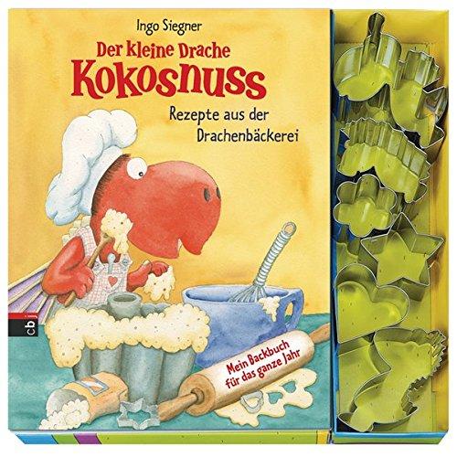 Der kleine Drache Kokosnuss - Rezepte aus der Drachenbäckerei - Set (Spiel- und Beschäftigungsspaß, Band 10)