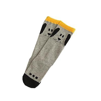 5b90157cb Suit for 0-6 Years old Kids,DIGOOD Girls Boys Stylish Cotton Knee-High  Animal Zoo School Socks