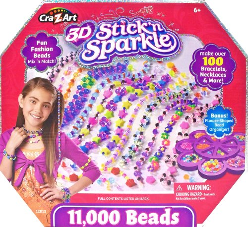 Cra Z Art Shimmer Sparkle 11000 Beads