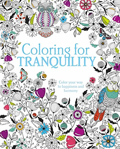 Tranquility Pattern - Coloring for Tranquility